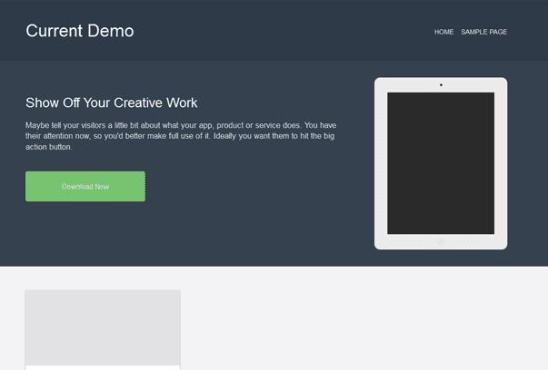 Theme WordPress miễn phí tháng 8