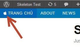 Chèn icon của FontAwesome vào WordPress