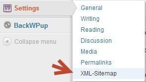 Tạo  XML  Sitemap