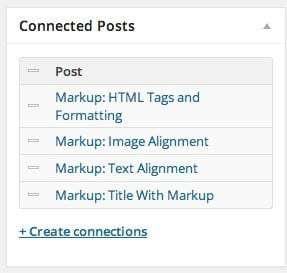 Cách làm việc của Posts 2 Posts