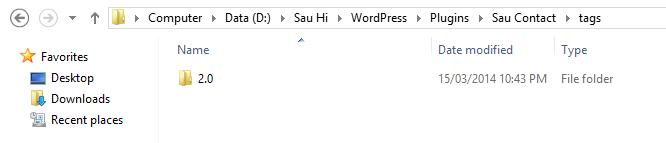 Lưu trữ phiên bản plugin cũ hơn