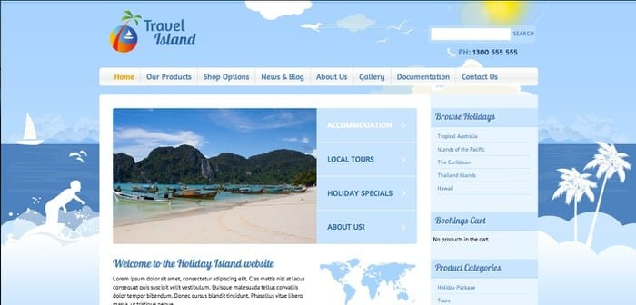 Travel_Island_Theme
