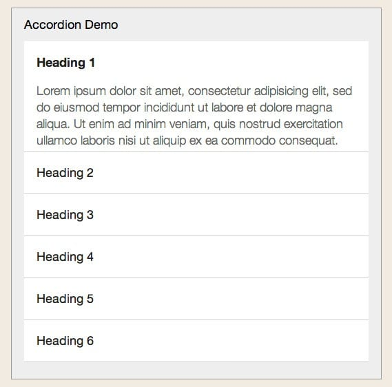 css-accordion