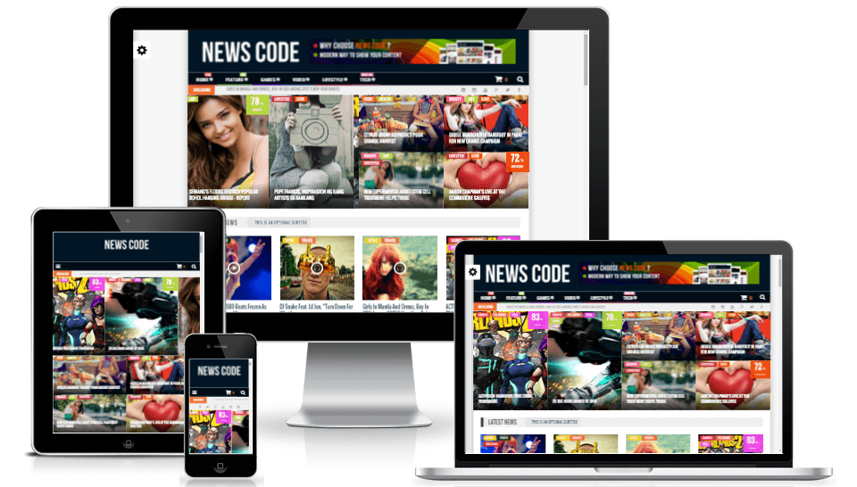 newscode-review-theme