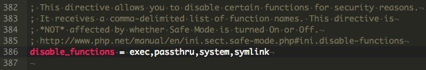 php.ini-disable_function